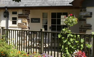 Neptune, self catering holiday accommodation, Cornwall